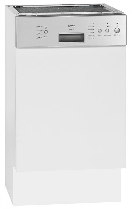 Посудомоечная машина Bomann GSPE 774.1 Einbau 45cm