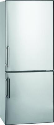 Холодильник Bomann KG 185 inox A++/235L холодильник bomann kg 183 wei 56cm a 256