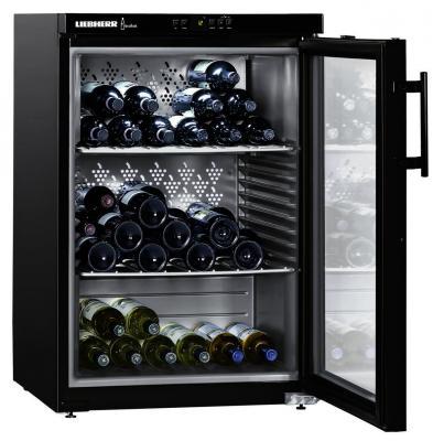 Винный шкаф Liebherr WKb 1812-21 001 черный