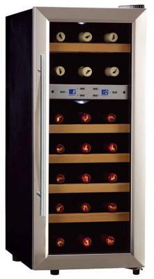 Винный шкаф CASO WineDuett 21 черный