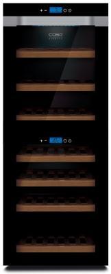 Винный шкаф CASO WineMaster Touch Aone черный