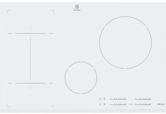 Варочная панель электрическая Electrolux EHI8543F9W белый варочная панель электрическая electrolux ehh96340iw белый