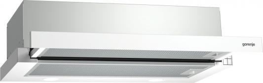 Вытяжка встраиваемая Gorenje BHP623E11W белый