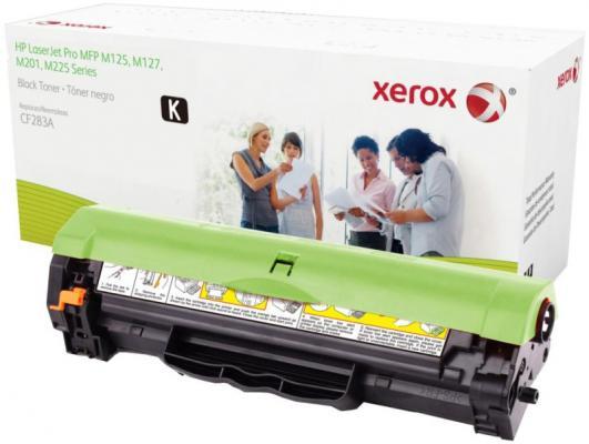 Картридж Xerox 006R03281 для HP LaserJet Pro M201 LaserJet Pro M225 1500 Черный repalce paper roller kit for hp laserjet laserjet p1005 6 7 8 m1212 3 4 6 p1102 m1132 6 rl1 1442 rl1 1442 000 rc2 1048 rm1 4006