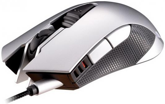 Мышь Cougar 530M серебристый USB CGR-WOMS-530 cougar 530m army green