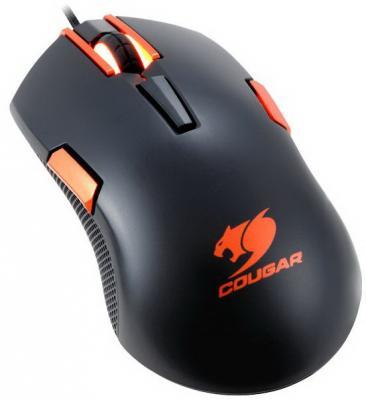 Мышь Cougar 250M черный USB CGR-WOMB-250