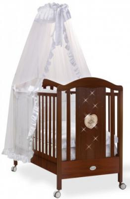 цены Кроватка с маятником Feretti Mon Amour Swing (noce)