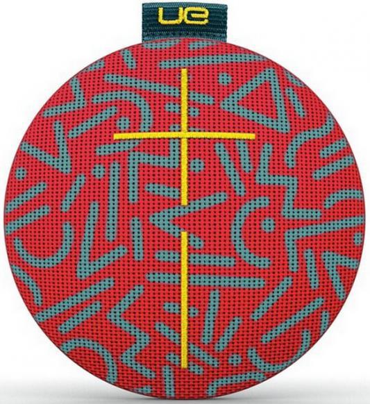 Портативная акустика Logitech UE Roll красный 984-000525