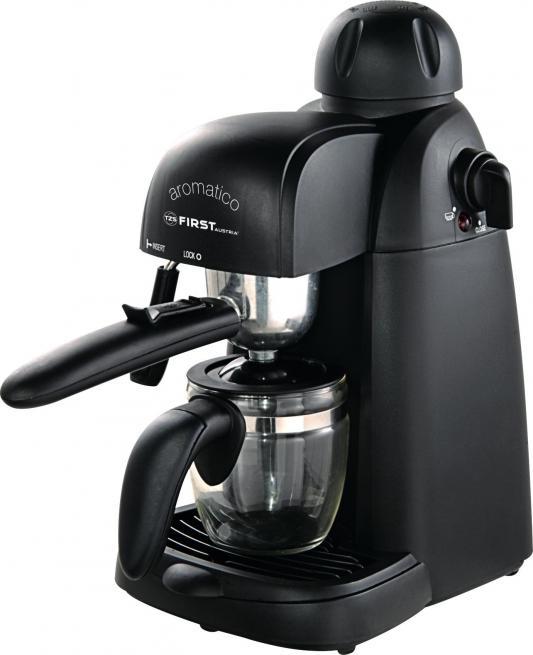 Кофеварка First Espresso FA-5475 черный