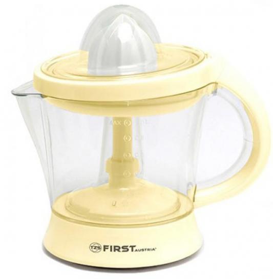 Соковыжималка First FA-5225-2 40 Вт пластик жёлтый