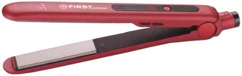 Выпрямитель волос First FA-5663-6 35 красный