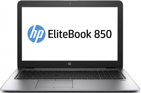 "Ноутбук HP EliteBook 850 G3 15.6"" 1920x1080 Intel Core i7-6500U T9X35EA"