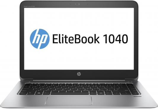 "Ноутбук HP EliteBook Folio 1040 G3 14"" 1920x1080 Intel Core i7-6500U V1B09EA"
