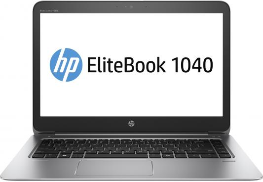 Ноутбук HP EliteBook Folio 1040 G3 (V1A85EA) laptop adapter tip cord 7 4mm 5 0mm female to 4 5mm 3 0mm male power cable for hp elitebook folio dell ultrabook xps