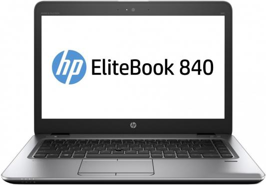 "Ноутбук HP EliteBook 840 G3 14"" 2560x1440 Intel Core i7-6500U T9X23EA"
