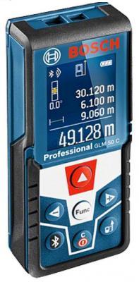 Лазерный дальномер Bosch GLM 50C Prof