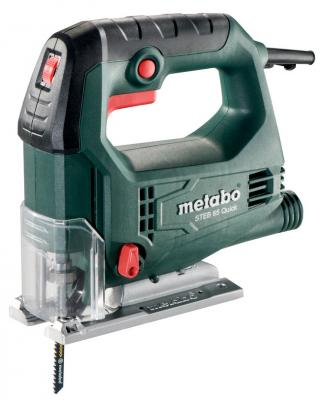 Лобзик Metabo STEB 65 Quick 450Вт 601030000  лобзик metabo steb 80 quick 601041500
