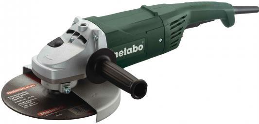 Угловая шлифомашина Metabo WX 2000 2000Вт 230мм 606421000 угловая шлифмашина metabo wx 2200 230 600397000