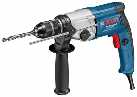 Дрель-шуруповерт Bosch GBM 13-2 RE 750Вт 06011B2000 набор bosch дрель аккумуляторная gsb 18 v ec 0 601 9e9 100 адаптер gaa 18v 24