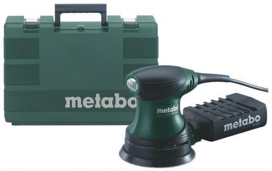 цена на Эксцентриковая шлифмашина Metabo FSX 200 Intec 240Вт 125мм 609225500