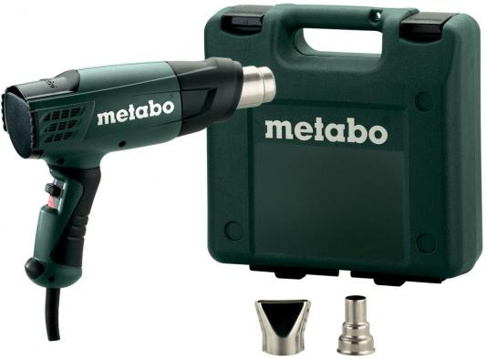 Фен технический Metabo H 16-500 1600Вт 601650500 фен технический hyundai h 2200 expert