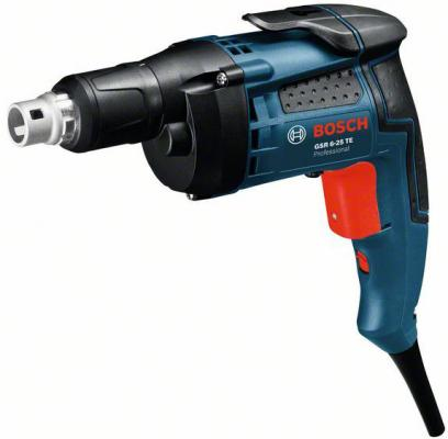 Шуруповерт Bosch GSR 6-25 TE 701Вт 0601445000