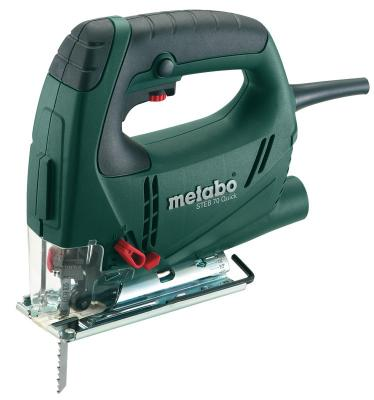 Лобзик Metabo STEB 70 Quick 570Вт 601040000 лобзик metabo steb 80 quick 601041500