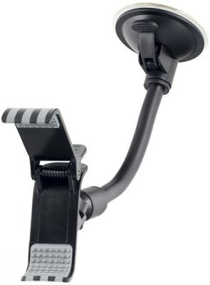 Автомобильный держатель Perfeo PH-504 до 6 на стекло черный брюки мужские puma ess sweat pants tr op цвет серый 838373031 размер xxl 52 54