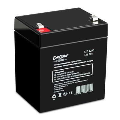 Батарея Exegate 12V 5Ah EXG1250