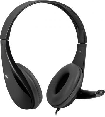 Гарнитура Defender Aura 111 черный  цена и фото