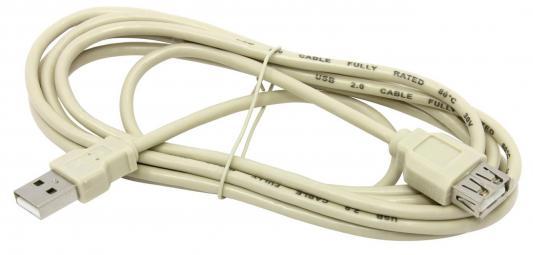 Кабель USB 2.0 AM-AF 1.8м 5bites UC5011-018C