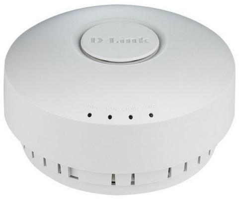 Точка доступа D-Link DWL-6610AP/RU/A1A/PC 802.11ac 1167Mbps 2.4/5 ГГц