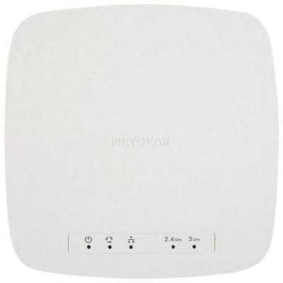 Беспроводной маршрутизатор NETGEAR WAC730-10000S 802.11ac 1300Mbps 2.4/5ГГц белый