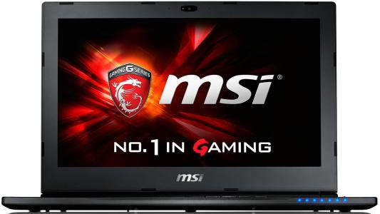 """Ноутбук MSI GS60 6QE-232RU 15.6"""" 1920x1080 Intel Core i5-6300HQ 9S7-16H712-232"""
