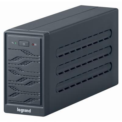 ИБП Legrand Niky 800ВА 400Вт 800ВА черный 310010 в алматы продукцию legrand