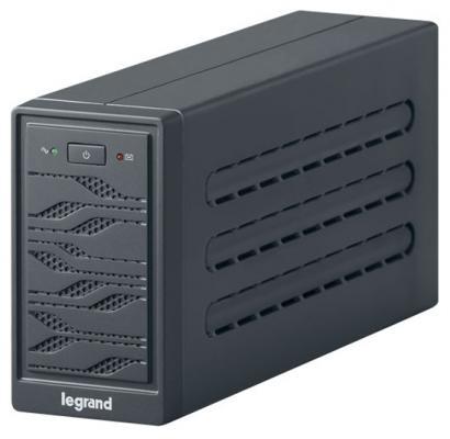 ИБП Legrand Niky 600ВА 300Вт 600ВА черный 310009