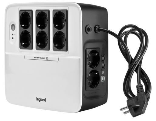 ИБП Legrand Keor Multiplug 800ВА 480Вт 800ВА 310039