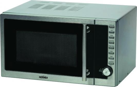 СВЧ Hermes Technics HT-MW405M 700 Вт серебристый недорого