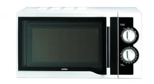 СВЧ Hermes Technics Technics HT-MW105L 700 Вт белый чёрный  недорого