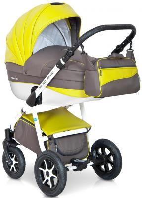 Купить Коляска 3-в-1 Expander Mondo Ecco (цвет 29/желтый-графит), Коляски 3 в 1