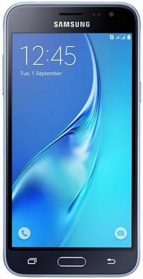 "Смартфон Samsung Galaxy J3 2016 черный 5"" 8 Гб LTE Wi-Fi GPS SM-J320FZKDSER DUOS"
