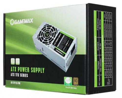 БП TFX 300 Вт GameMax GT-300 цена и фото
