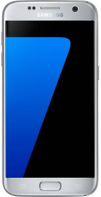 """Смартфон Samsung Galaxy S7 серебристый 5.1"""" 32 Гб NFC LTE Wi-Fi GPS SM-G930FZSUSER"""
