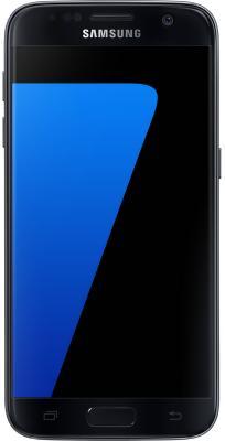 Смартфон Samsung Galaxy S7 черный 5.1 32 Гб NFC LTE Wi-Fi GPS 3G SM-G930FZKUSER смартфон samsung galaxy s7 edge синий 5 5 32 гб nfc lte wi fi gps 3g sm g935fzbuser