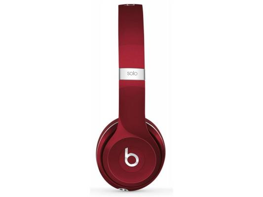 Наушники Apple Beats Solo 2 Luxe Edition красный ML9G2ZE/A