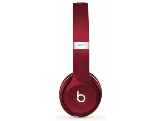 Наушники Apple Beats Solo 2 Luxe Edition красный ML9G2ZE/A