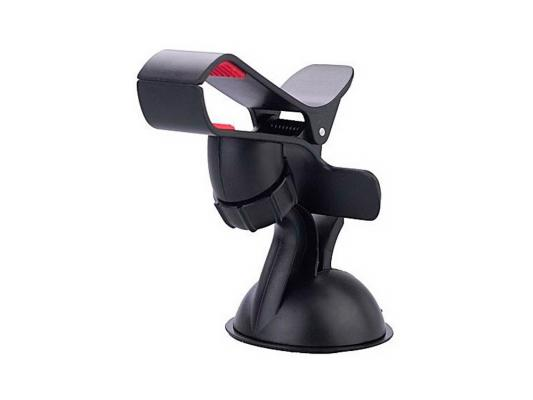 Автомобильный держатель Wiiix HT-S3Sgl черный автомобильный держатель wiiix kds wiiix 01t для планшетов черный