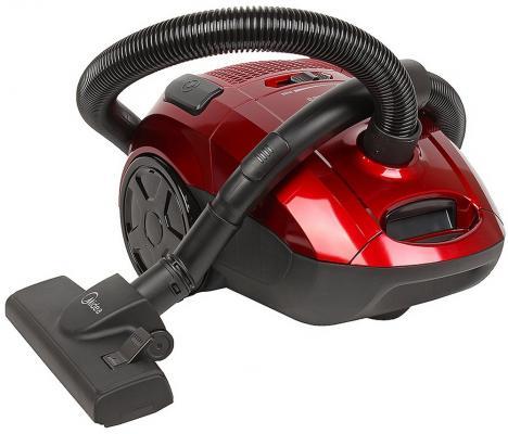 Пылесос Midea VCB43B1 с мешком сухая уборка 1600Вт красный