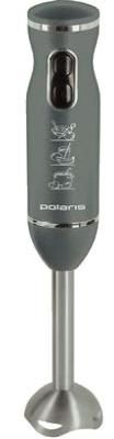 Блендер погружной Polaris PHB 0641 650Вт серый