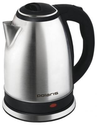 Чайник Polaris PWK 1737CA 1800 Вт серебристый 1.7 л металл